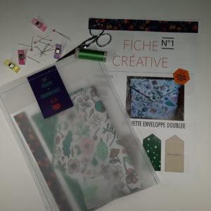 kit pochette enveloppe